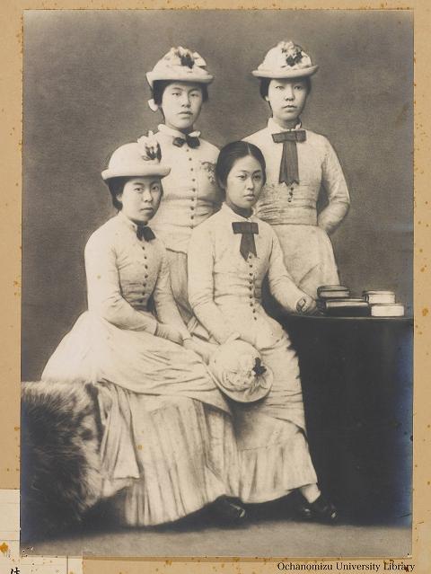 明治時代洋服
